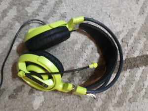 COBRA computer headset with mic