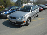 2009 KIA RIO 5 HATCHBACK ONLY 64000 KLM WARRANTY INCLODED