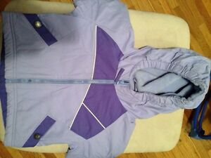 Purple Size 18 months Columbia Snowsuit