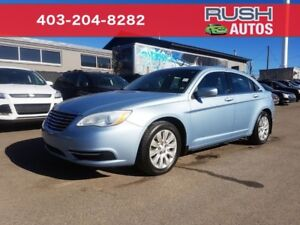 2012 Chrysler 200 LX - One Owner, No Accidents!