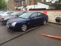 Vauxhall vectra 2004 diesel 2.0L 107k