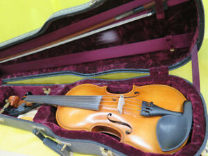 Beautiful intermediate level 4/4 violin