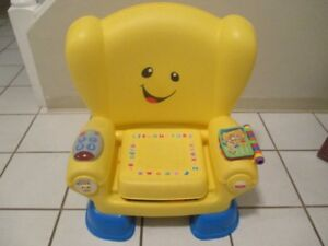 Laugh & Learn Smart Stages Chair (Fisher Price)