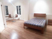 FANTASTIC STUDIO APARTMENT with spacious living area and contemporary fittings in heart of London.