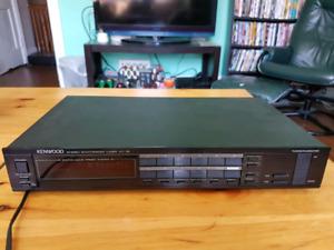 Kenwood KT-76 Stereo Tuner