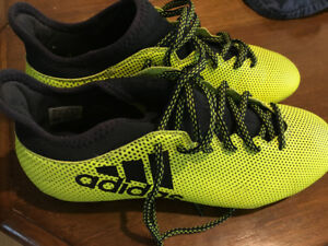 Adidas X 17.3 Firm Ground Soccer Shoes SIZE 7 Mens US