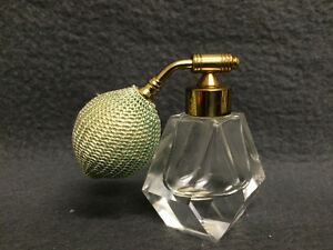Collectible Antique Antique Glass Perfume Atomizer London Ontario image 4