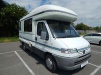 Auto Sleeper Executive Peugeot 4 Berth Motorhome - Campervan For Sale
