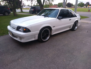 1987 Ford Mustang GT Lsx Turbo 6.0