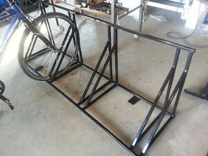 support a velos,(support de sol)rack a velos