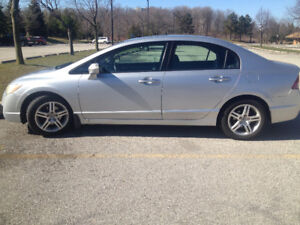 ***Price reduced***2008 Acura CSX 5 Speed Manual ***$2,500*