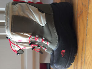 North Face winter boots