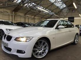 2008 BMW 3 Series 2.0 320d M Sport Coupe 2dr Diesel Manual (128 g/km, 177 bhp)