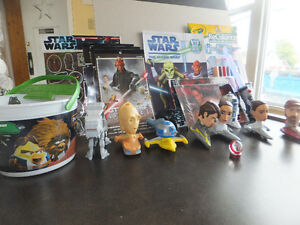 Star Wars Collection 21 Pieces