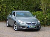 Vauxhall/Opel Insignia 2.0CDTi 16v ( 130ps ) 2012.5MY Exclusiv