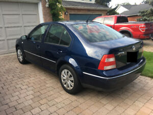 2004 Volkswagen Jetta Sedan AS IS