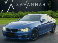 2017 BMW 4 Series 2.0 420i M Sport (s/s) 2dr Coupe Petrol Manual