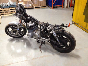 TWO (and a half) HONDA NIGHTHAWK 650 PROJECT(s)
