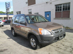 2002 Honda CR-V, great serviced and condition, very clean.