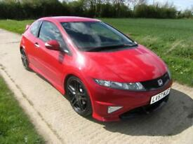 Honda Civic 2.0i-VTEC Type R GT 2007 With Just 69k Miles