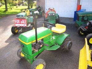 100 john deere tractor