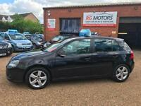 2008 Volkswagen Golf 2.0 GT TDI [DSG] DPF ( 170ps ) Black 5dr Hatch,