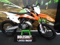 2016 KTM 125 SX Completely Stock Machine Just had a Piston