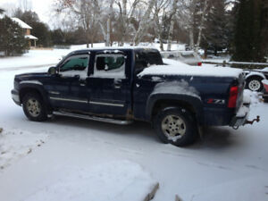 2005 Chevy Truck Crew Cab For Sale AS IS