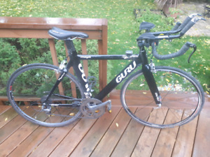 GURU Magis Tri-Bike Full Carbon with Dura-Ace components
