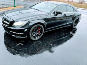 2014 Mercedes-Benz CLS-63s AMG  2020/140000km