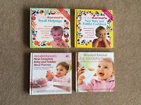4 Annabel Karmel Baby cook books