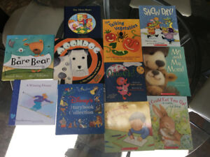 Childrens English books-a selection