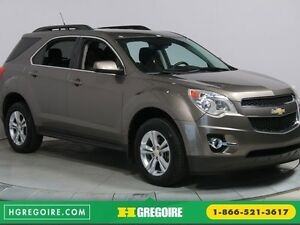 2012 Chevrolet Equinox 1LT BLUETOOTH CAMERA RECUL GR ELECTRIQUE