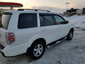 HONDA PILOT 2007 EXL, 4WD, FULLY LOADED, MINT CONDITION, HWY KMS