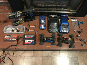 Team Associated RC. Cars