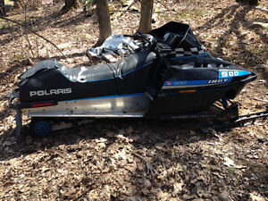 1990 Polaris Indy 500 - Lowered Price, AGAIN