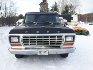 1979 ford -100