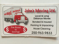 John's Moving For Hire