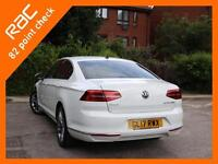 2017 Volkswagen Passat 2.0 TDI GT Turbo Diesel BMT Bluemotion Tech DSG 6 Speed A