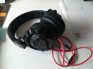 JVC HA MR77X Xtreme Xplosives DJ Headphones