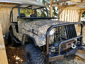 1956 Willy's Jeep