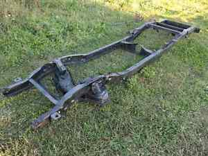1967 - 1972 Chevrolet / GMC C10 Frame / Chassis and Suspension Stratford Kitchener Area image 2
