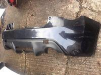 Toyota gt86 or Subaru BRZ genuine rear bumper can post