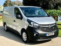 Vauxhall Vivaro / Renault Trafic / Nissan Primastar 1.6CDTi L1H1**Workshop Van**