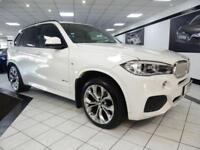 2014 64 BMW X5 3.0 XDRIVE 40D M SPORT AUTO 309 BHP DIESEL