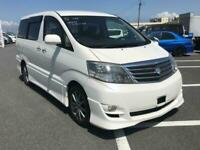 2007>>TOYOTA ALPHARD CAMPER VAN,MOTORHOME, 4 BERTH~POP ROOF~SIDE KITCHEN~ULEZ