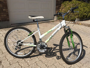 "Girl's bike - 24"" wheels - For Sale"