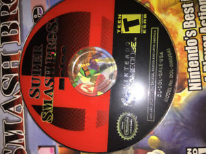 Super Smash bros Melee (ALMOST NEW CONDITION)