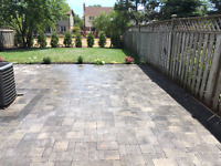 Driveways, Patios and Walkways! All In One Landscaping