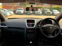 2007 Peugeot 207 S HATCHBACK Petrol Manual